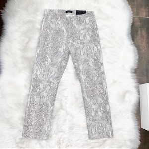 NWT The High Rise straight pants size 8